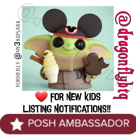 ❤️For Notifications of New Kids Listings!!❤️